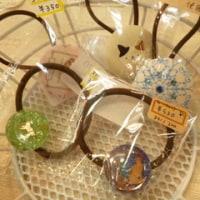 レジン&ビーズアクセサリーNATURAL HAPPINESSさんの店頭販売☆レンタルボックスのフリマボックスミオカ店
