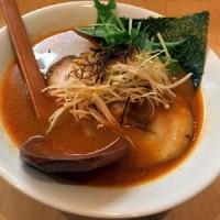 麺や向日葵 / 特製辛味噌らーめん @京都市左京区