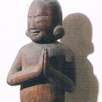 恋ダンスのポーズに似た仏像を発見
