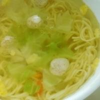 糖質50パーセントオフ・ラーメン麺ごこち^0^