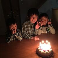 新年明けましておめでとうございます⭐️そして、龍之介10歳に💓