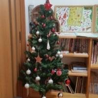 教室のクリスマス