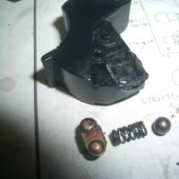 Z50Rいじり、ライトスイッチ修理