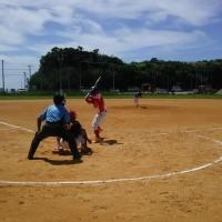 野球大会二日目