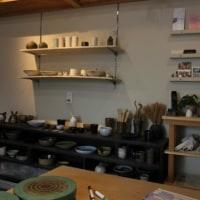 美味しい料理と陶芸体験。