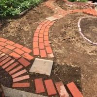 お庭改造終了