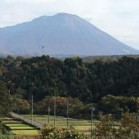 懐かしい日本の風景!「Daisen大山!」