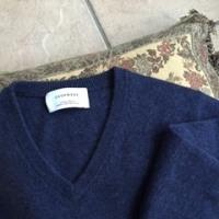 セーターとコート、冬の服考