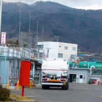 信州埴科郷・・・坂城駅で・・・EH200ブルーサンダーと・・・タキ1000形石油輸送車を見た