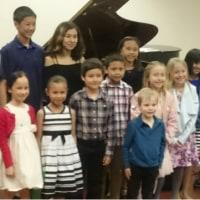 Spring Piano Recital 2017