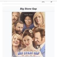 映画 2017-1 ビッグ ストーン ギャップ
