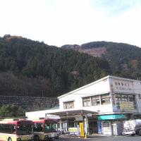 2016年12月4日(日)久しぶりの奥多摩駅