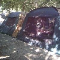 2009年の初キャンプ☆彡