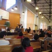 イムマヌエル神戸キリスト教会で証し