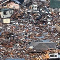 死者、不明者、さらに増える心配=東北地方太平洋沖地震