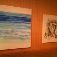 雨と美術館🎨