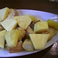 果物屋さんのフレンチトースト!!フルーツがやばい!!