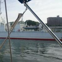 6/28(水)晴れ☀秋田マリーナへ。
