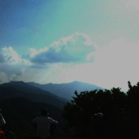 初登山✨✨剣山(剣山山頂~次郎岌~見ノ越)