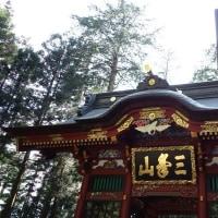 三峯神社の朔日参りと氣守り