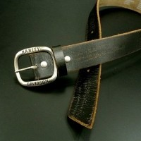 H-D Vintage Leather Belt