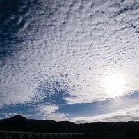 10月10日 いわし雲