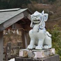 佐賀県有田の「陶山神社」に行ってきました。