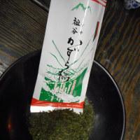 四国、吉野川上流、小歩危の山奥で見つけた茶畑!秘境銘茶「祖谷かずら橋」の試飲・・・