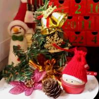 ちょっと早いクリスマス準備