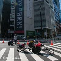 東京マラソンへ・・・。