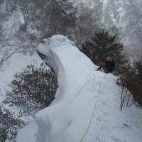 個人講習 雪山登山講習