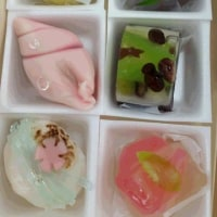 かんじやの和菓子
