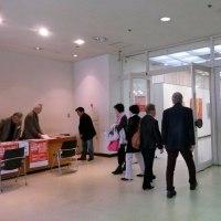 「二元会」兵庫支部 春季展を見に行きました