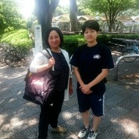 1年生研修旅行+2017地区高校総体最終結果