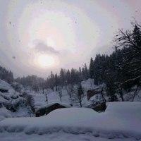 雪雪また雪よ~♪