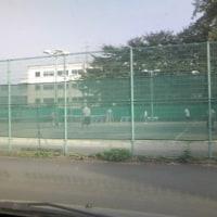 職場のテニスサークル