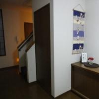 廊下や階段の壁に運気アップアイテム♪