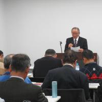 「NTT退職者説明会」で新入会員の入会勧奨