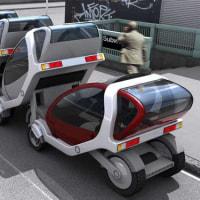 カート式自動車?