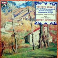 ピエール・デルヴォーの「ダンディ・管弦楽曲集」