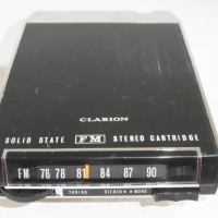 CLARION Solid State FM Stereo Cartridge, LA-301