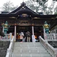 三峯神社でパワーをいただく