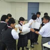 昼食~拓大訪問(全研修終了)