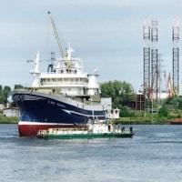Natua 造船所が新船Rockallを進水させた  ポーランド