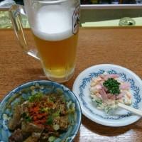 「週末」立ち飲み」!!「東尻池の酒屋さん」!!