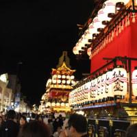 ぶらり旅・秋の高山祭(宵祭・11台)(岐阜県高山市)