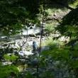 日光だいや川公園~浄光寺~並び地蔵(化け地蔵)~神橋(風鈴祭り)