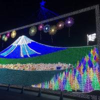 クリスマスイルミネーションin小沢道路㈱