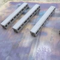 マルーンを塗るのは難しい GM#427近鉄2600系を再び(その2)