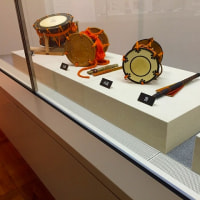 岐阜県博物館で開催された「能面展」を訪れた